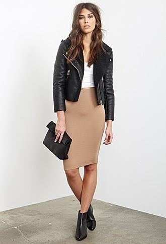 Pencil Skirt | Women's Fashion