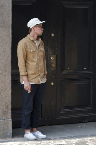 Butter Twill Chinos