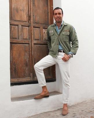 Ready To Wear Kane White Jeans