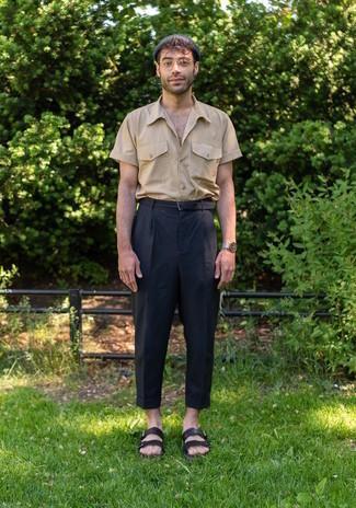 Navy Photographer Tuxedo Pant
