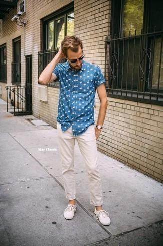 Ricky Straight Leg Jeans White