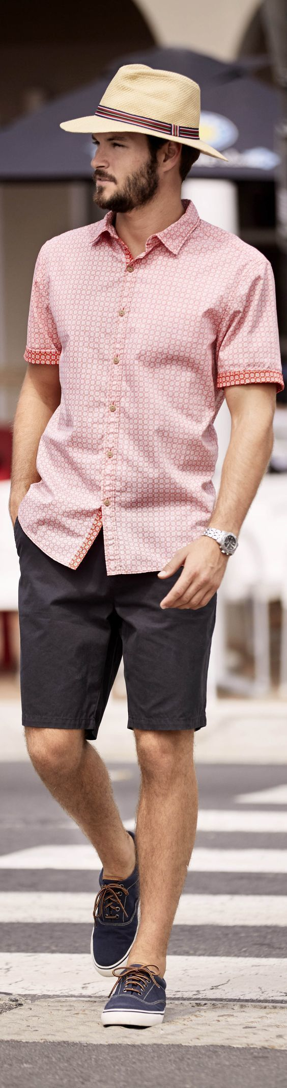How to Wear a Pink Shirt (136 looks) | Men's Fashion