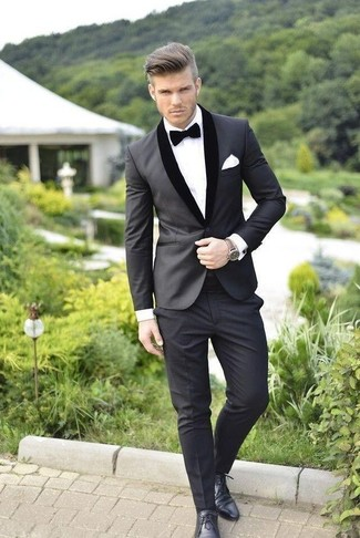 Black Bow-tie | Men's Fashion