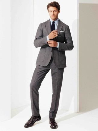 Regular Fit Two Piece Suit