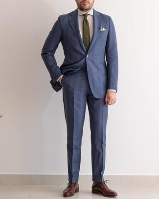 Long Silk Wool Necktie