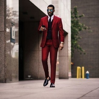 Red Suit Outfits (71 ideas \u0026 outfits