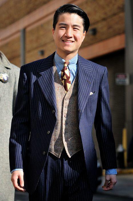 Light Blue Suit With Waistcoat Suit La
