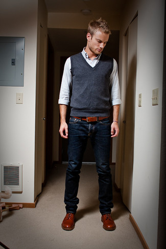 Sweater Vest | Men's Fashion