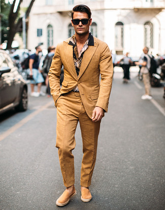 Solid Notch Suit