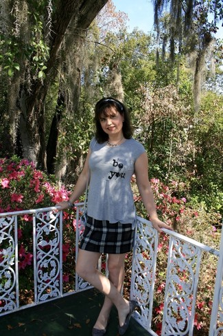 2175e922ab78 Silence & Noise Silence Noise Plaid Wear Zip Pocket Mini Skirt, $69 ...
