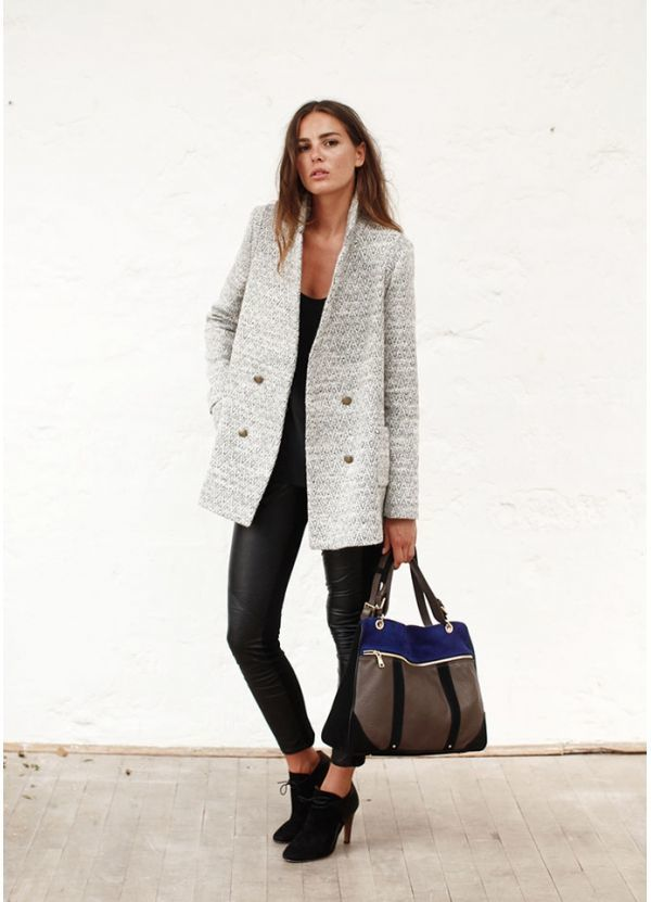 Innovative Slim Women39s Grey Black Blazer Pant Female Formal Work Wear Pants Suit