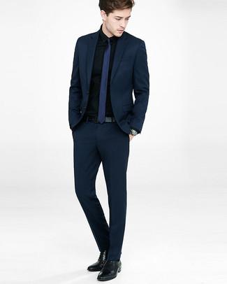Para Moda Una Cómo Moda 335 Camisa Looks De Combinar Negra ngnSUzwx0q