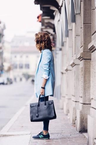 Intrecciato Eastwest Leather Tote Bag
