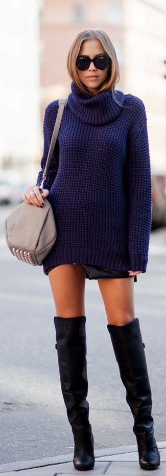 Over The Knee Boots | Women's Fashion