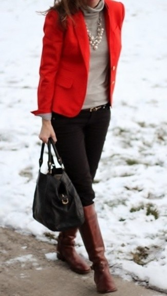 Beautiful Fall  Winter  Spring  Summer  Street Chic Style  Office Wear  Business Casual  Work Outfit  Black Pants  Black