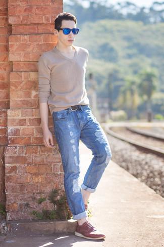 Le Sabre Slim Fit Jeans