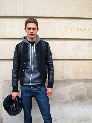 How to Wear a Varsity Jacket (15 looks) | Men&39s Fashion