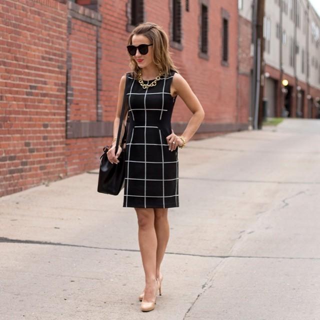 Zapatos para vestido beige y negro