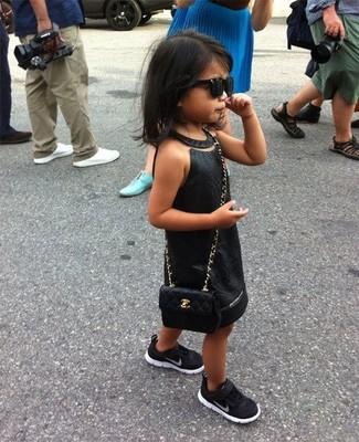 Vestido negro de N°21