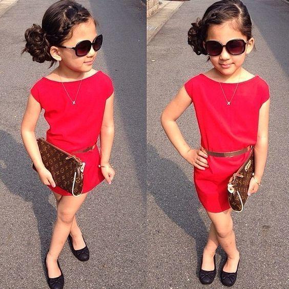 Cómo Combinar Un Vestido Rojo 15 Looks De Moda Moda Para