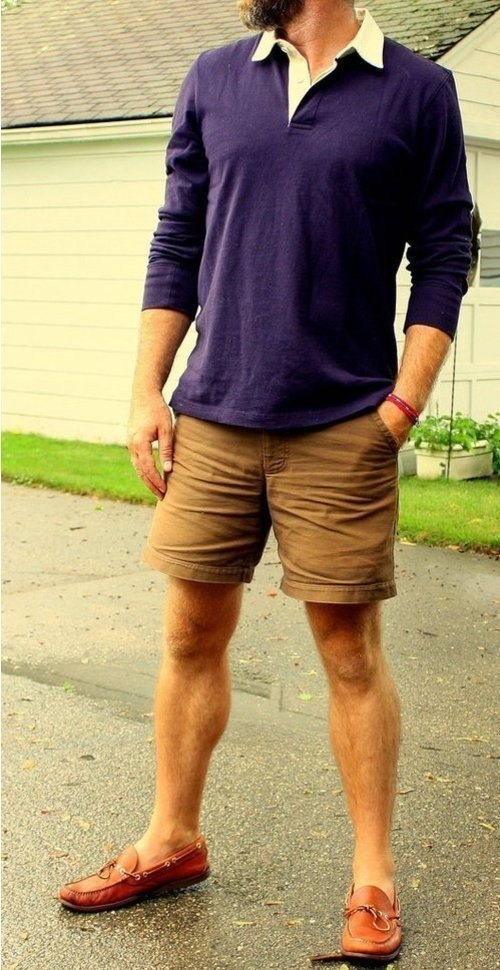 Which Shorts To Wear With Boat Shoes | Men's Fashion