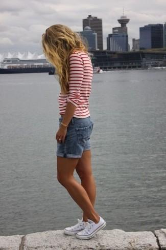 Denim Denim Shorts