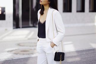 Grinson Silk Suit Jacket