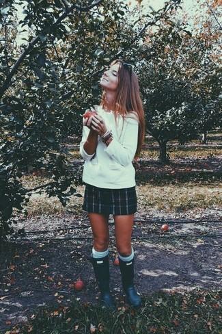 Khloe Knee High Socks