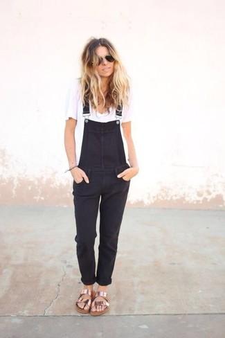 ec1ced157c67 Women s Fashion › Fashion for 30 year old women Women s White Crew-neck  T-shirt