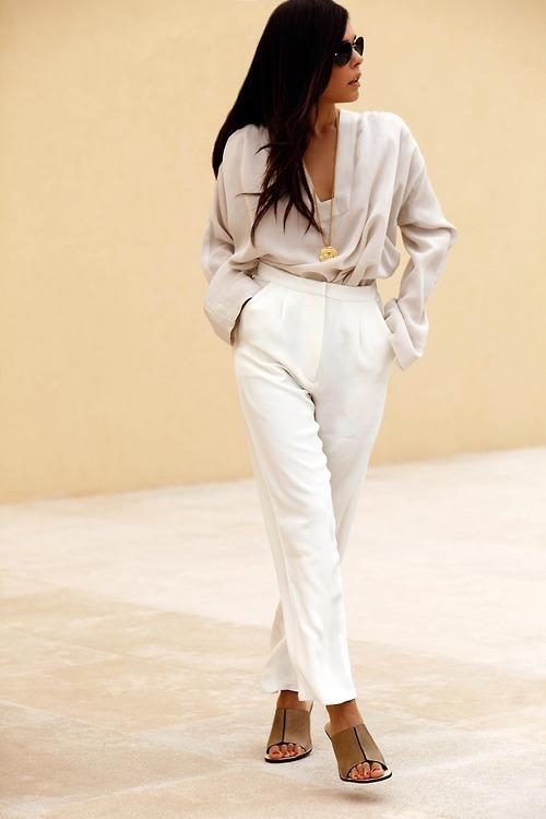 white-dress-pants-brown-heeled-sandals-black-sunglasses-beige-long-sleeve-blouse-original-2898.jpg