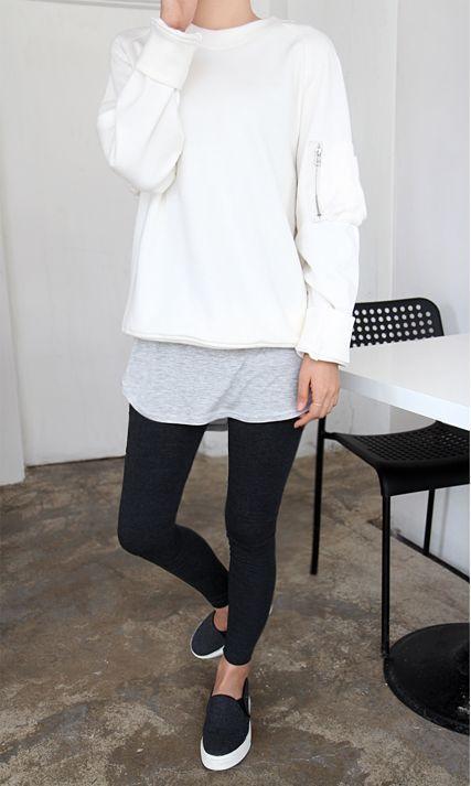 5c0fc6c3485 Women s White Oversized Sweater