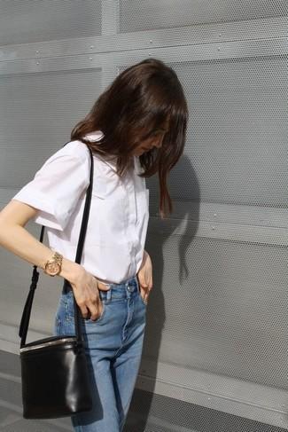 Elsa Crop Slim Jeans