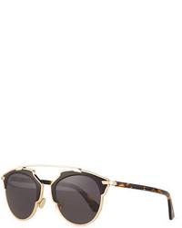 Lunettes de soleil noires Christian Dior