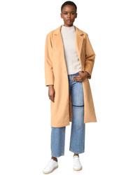 Manteau brun clair d.RA