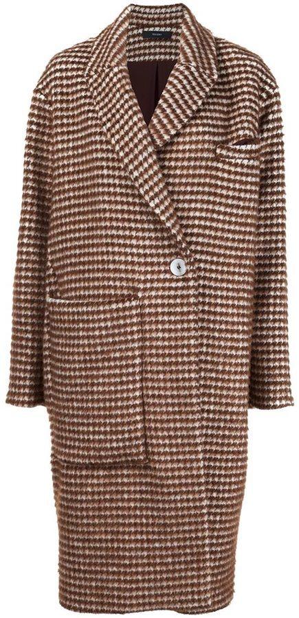 ba80100000b29 Manteau brun clair Ellery  Où acheter et comment porter