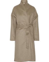 Manteau brun