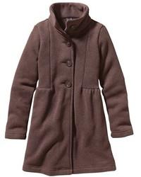 Manteau brun Patagonia