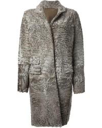 Manteau de fourrure medium 134655