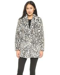 Manteau de fourrure medium 123051