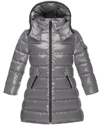 Manteau gris foncé Moncler
