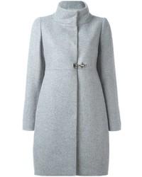 Manteau gris Fay