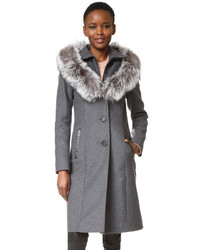 Manteau gris Mackage