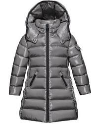 Manteau gris Moncler