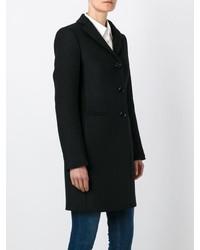 Manteau noir Love Moschino