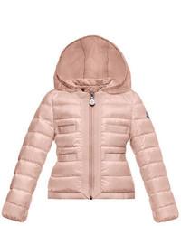 Manteau rose Moncler