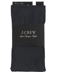 Medias de lana en gris oscuro de J.Crew