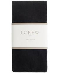 Medias de lana negras de J.Crew