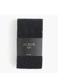 Medias en gris oscuro de J.Crew