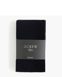 Medias negras de J.Crew