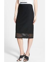 Mesh midi skirt original 9929276